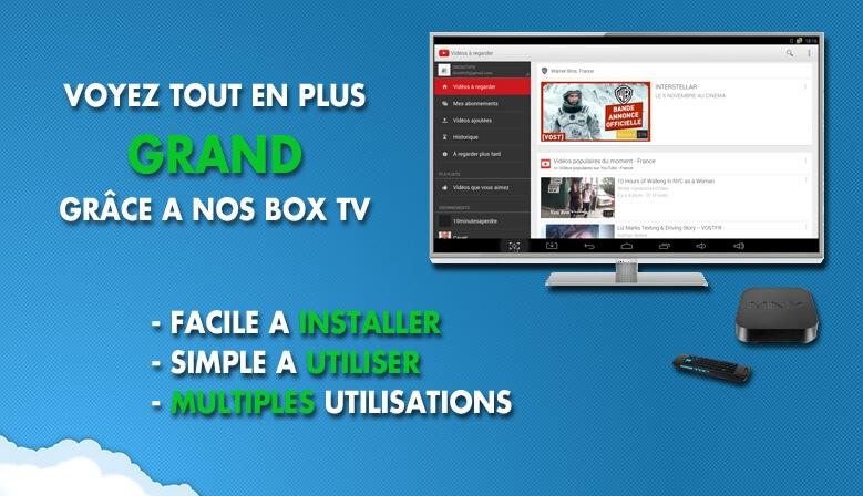Présentation box Android Droid-TV.fr